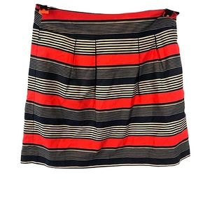 Banana Republic new with tags red and blue skirt